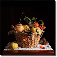 "Bodegn ""Cesto con frutas de otoo"" (Cecilia Gilabert) Tags: stilllife frutas fruits fruit fruta bodegn otoo autumm naturalezamuerta cesto bodegones ceciliagilabert cdgexplorer ceciliagilabertcom"