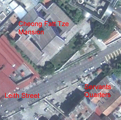 Google Earth - Cheong Fatt Tze