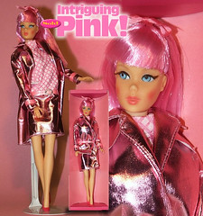 Intriguing Pink! (memyd) Tags: vintage barbie tnt intrigue lam