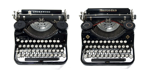 Underwood - Mercedes Twins