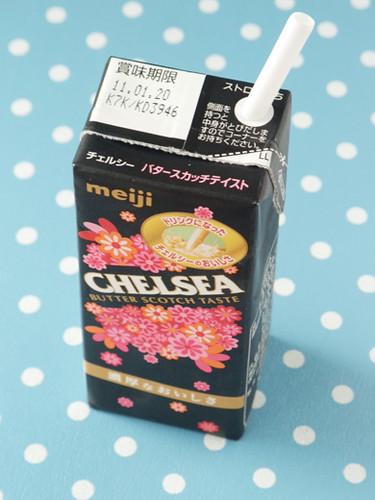 CHELSEA drink