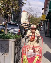 gROCERYtIME (Street Witness) Tags: street nyc st shopping elizabeth samsung elderly grocery passerby nv7