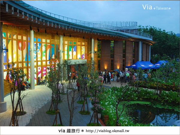 【花博夢想館】via遊花博(下)~新生三館:花博夢想館及未來館、天使生活館34