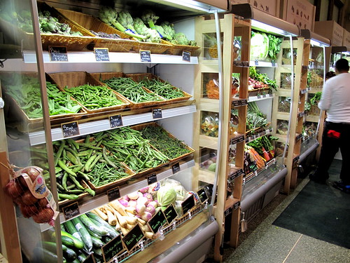 Produce at Eataly - NYC