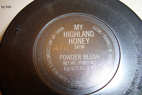 my highland honey