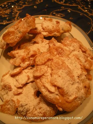 biscotti con corn flaks1