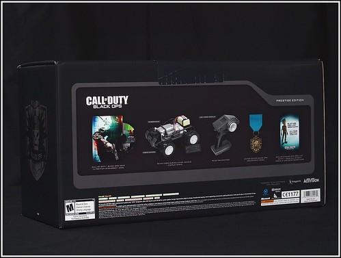 Black Ops Prestige Edition Box