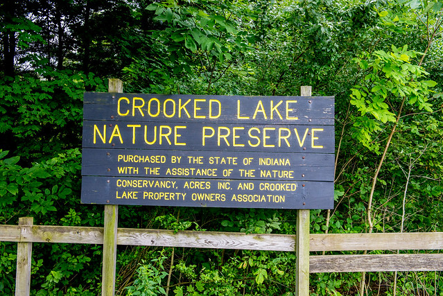 Crooked Lake Nature Preserve - June 22, 2017