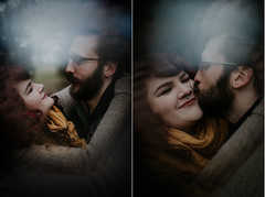 Laci And Miah's Engagement Session