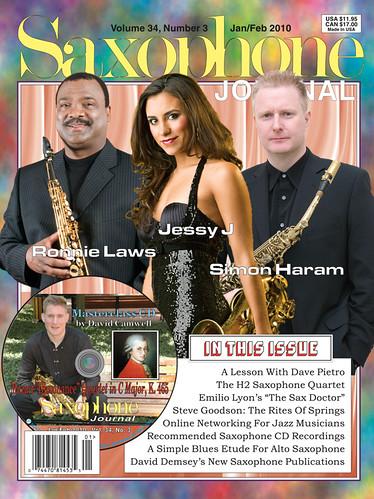 Saxophone Journal Magazine