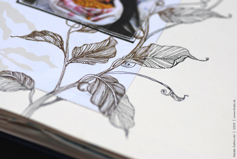 Sketchbook 20x20 cm