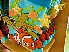 DSCF0859 (Billy3G) Tags: nemo starfish disney stocking