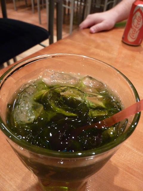 _green tea peppermint