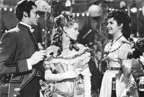 Dirk Bogarde, Lelage Lewis and Kathleen Ryan in Esther Waters