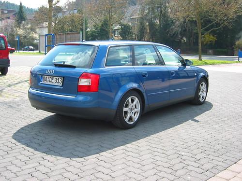 Audi A4 Avant B6 25 Tdi Quattro 2002 A Photo On Flickriver