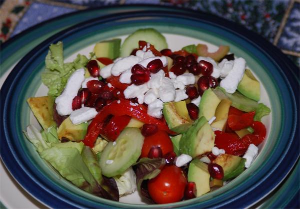 Salad-time