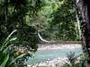 Suspension footbridge over Subansiri river (Linda DV) Tags: india canon geotagged footbridge tribe 2008 sevensisters arunachal 7sisters arunachalpradesh northeastindia daporijo powershots5is tagin lindadevolder