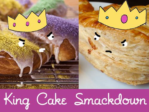 Galette des rois Vs. King Cake