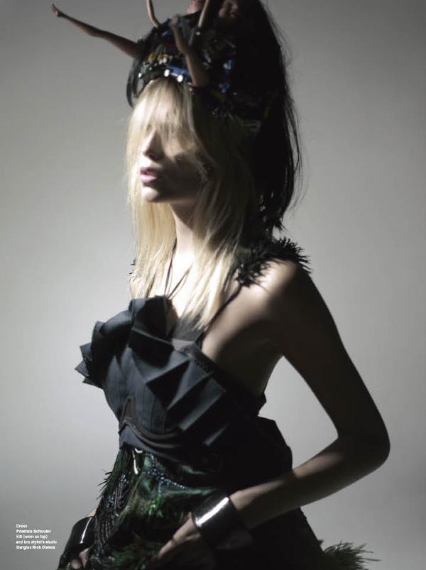 V Magazine Doll Parts-Natasha Poly by Glen Luchford 5