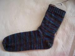 Trev's House Socks - WIP