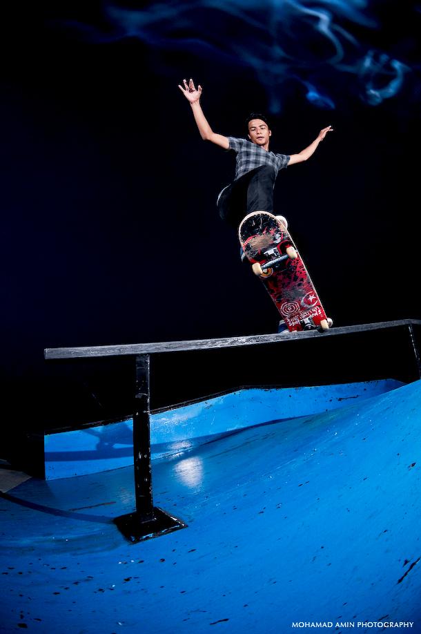 Pakun - Salad @ YSB Skatepark