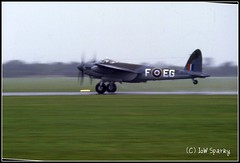 1987 09 19 15 File0499 Slide Film DH Mosquito (IoW_Sparky) Tags: aircraft aeroplanes dunsfold surrey bae dh mosquito airshow canon 35mm ae1 ww2