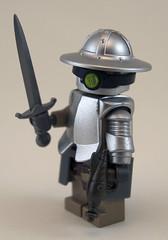 Retro Castlepunk Soldier (Titolian) Tags: castle sol