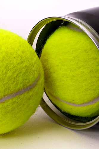 Recycle Tennis Balls