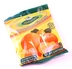 Ragolds Naturals Assorted Sour Citrus Mix Bag
