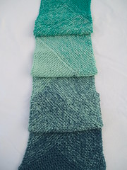 008 Teal Deal Scarf