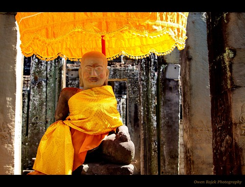 Color of Buddha