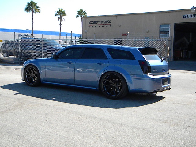 dodge magnum cartel customs srt8 bigirv305