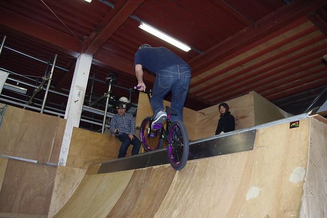 TETSU-pedal feeble grind