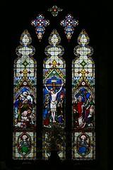 Isaac, Abraham, crucifixion, St. Botolph, Farnborough