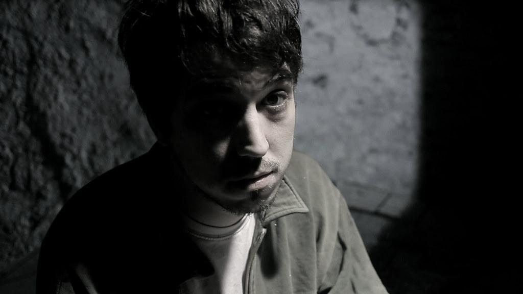 Julian Turner als Brutus