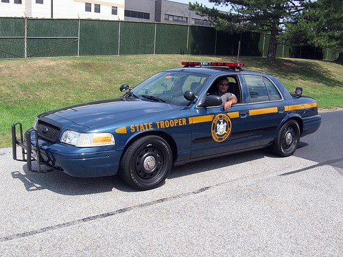 new york state police department. new york state police
