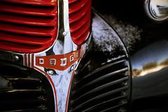 Dodge (Markus Moning) Tags: auto car emblem logo schweiz switzerland automobile automotive front grill vehicle dodge oldtimer radiator moning automobil kühler kühlergrill markusmoning canoneos50d lustmühle