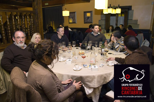 Cena A.C. Rincones de Cantabria
