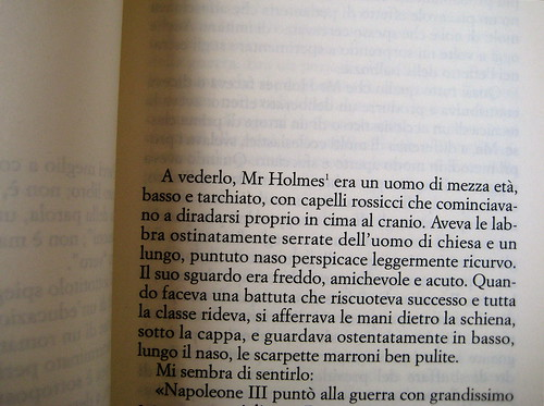 Christopher Isherwood, Leoni e ombre, Fazi 1996, p. 11, (part.)