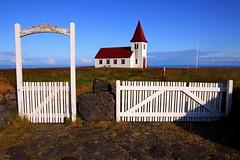 Arquitectura Islandesa (Iban Riu) Tags: church iceland islandia iglesia peninsula snæfellsnes esglesia hellnar absolutelystunningscapes