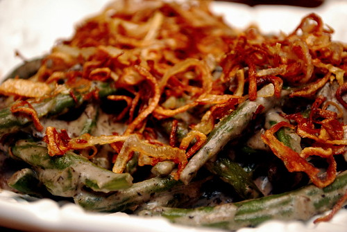 Green Bean Casserole Version 2010