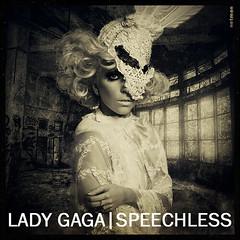 Lady Gaga - Speechless [TFM.4] (netmen!) Tags: monster lady track 4 fame gaga blend speechless the netmen