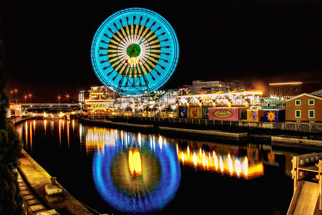Yokohama Wheel