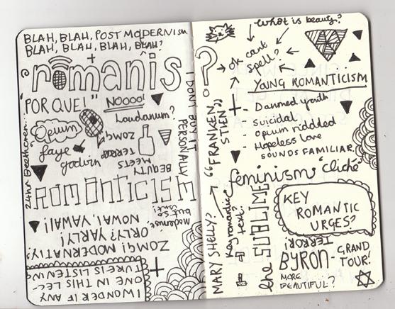 Romanticisim Lecture