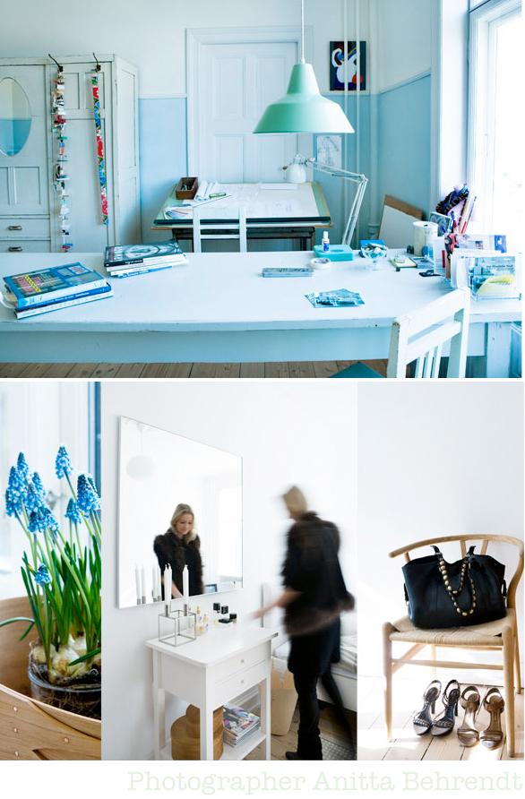 Photographer Anitta Behrendt + Turquoise