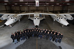 VG Team and VSS Enterprise_Mark Greenberg (Virgin Galactic) Tags: ss2 vssenterprise ricahrdbranson burtrutanspacetravelmojave