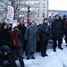 Manifestation contre la prorogation du Parlement