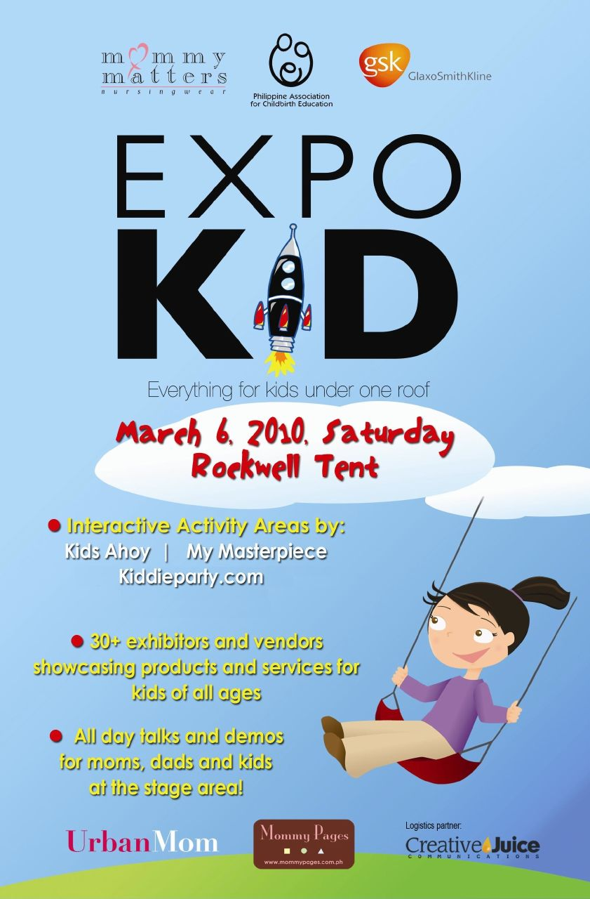Expo Kid Flyer 030610