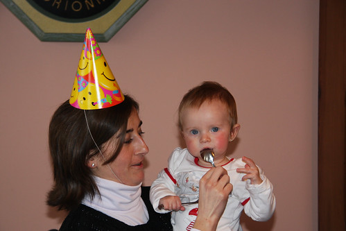 Ten Month Birthday Party