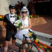 Cycle Oregon wedding